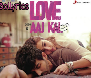 Love Aaj Kal - MEHRAMA Lyrics - Darshan Raval
