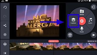 Cara menandai text atau objek pada video tutorial di android