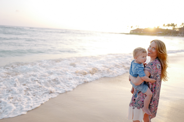 Family Vacation to Kauai: South Shore