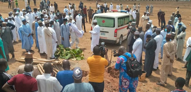 5 Controversies Over Abba Kyari's death