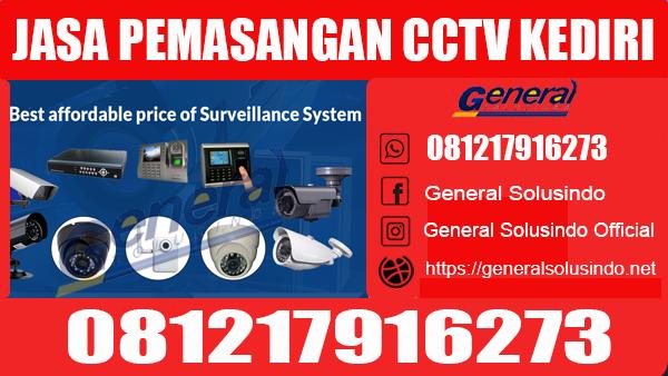 Jasa Pemasangan CCTV Ngadiluwih Kediri Murah