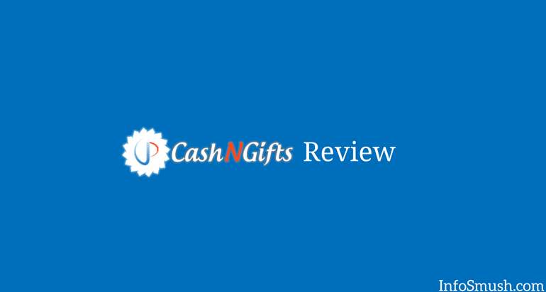 CashNGifts Review