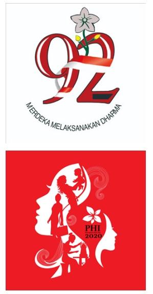 Tema, Subtema, dan Logo Hari Ibu ke-92 Tahun 2020