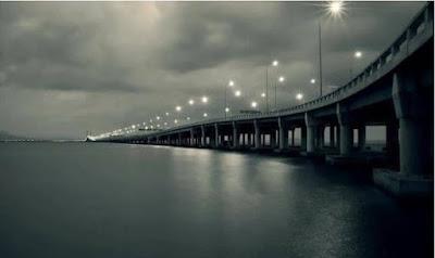 Kisah Misteri Tiang 56 & Buaya Putih Jambatan Pulau Pinang