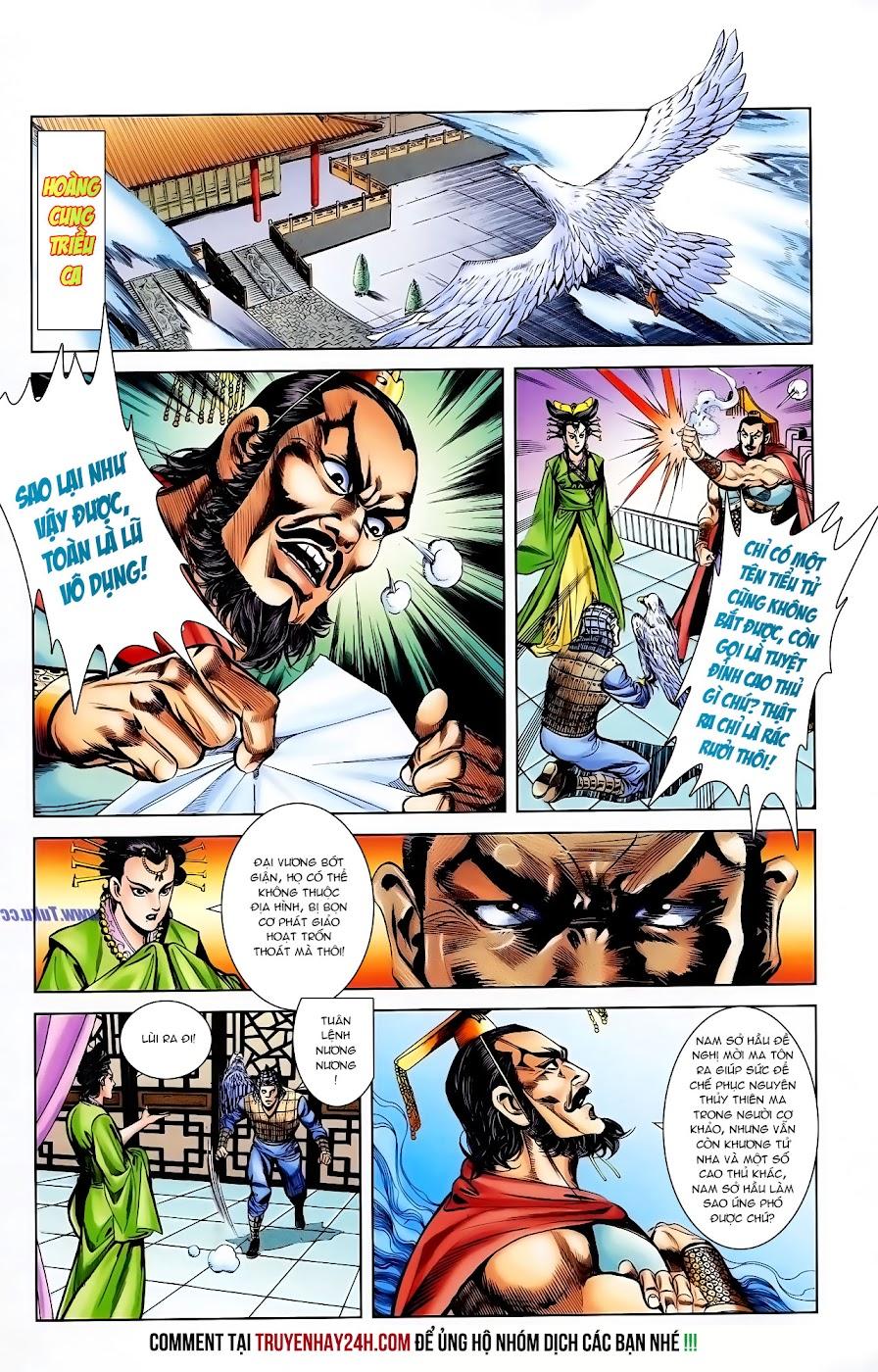 Cơ Phát Khai Chu Bản chapter 108 trang 26