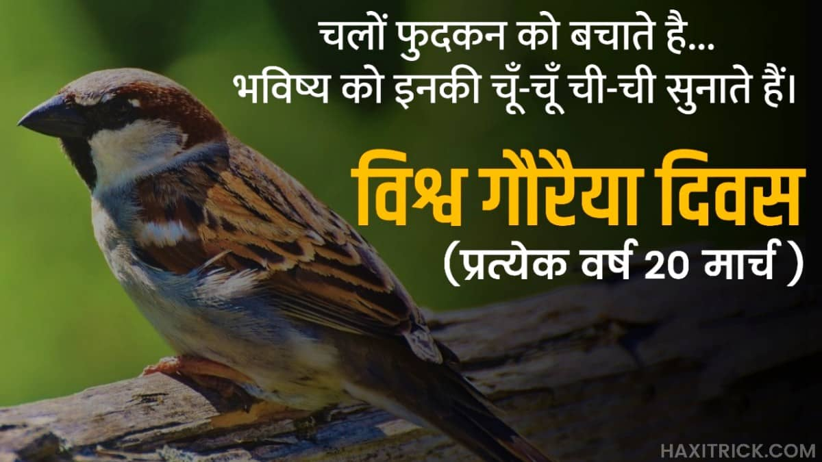 Vishva Gauraiya Divas