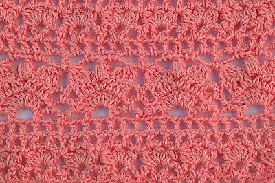 1 - Crochet Imagen Combinación puntadas de crochet por Majovel Crochet