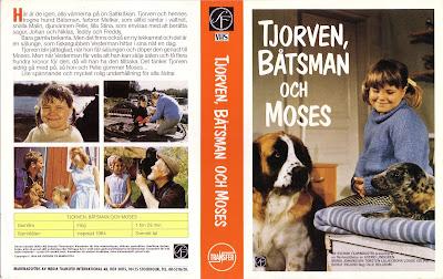 Чёрвен, Боцман и Моисей / Tjorven, Båtsman och Moses. 1964.