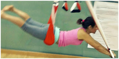fitness aéreo