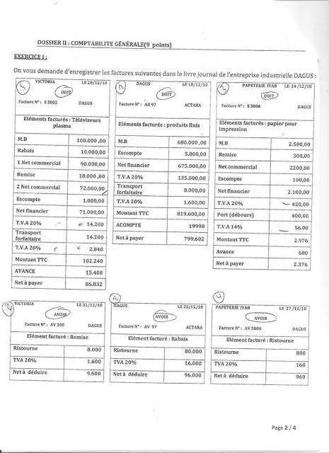 Concours Master gestion financière comptable et fiscal