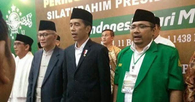 Presiden Jokowi Akan Hadiri Acara Apel 100 Ribu Banser di Pekalongan