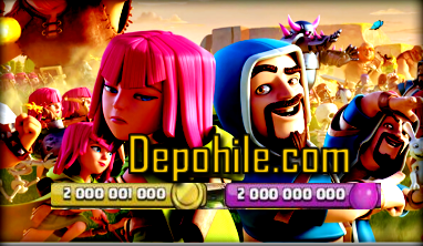 Clash of Clans Mod Lights 13.0-77 Elmas Hileli Apk Rootsuz 2020