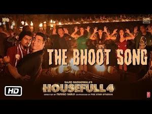 द भूत सोंग (The Bhoot Song) Housefull 4 Lyrics