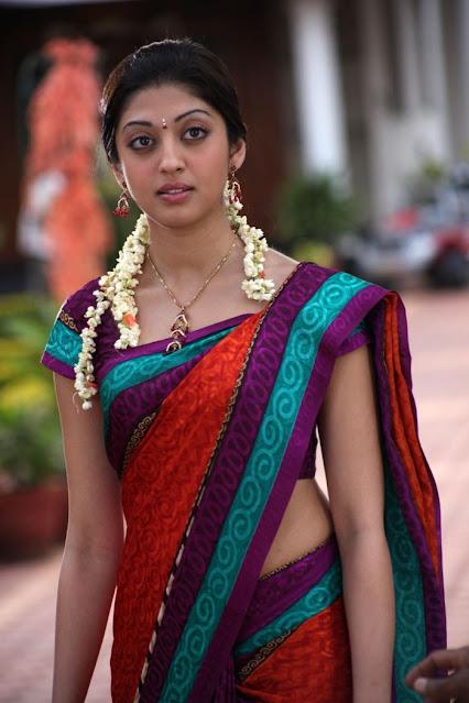 Actress Pranitha Subhash Throwback Pics In Saree Actress Trend