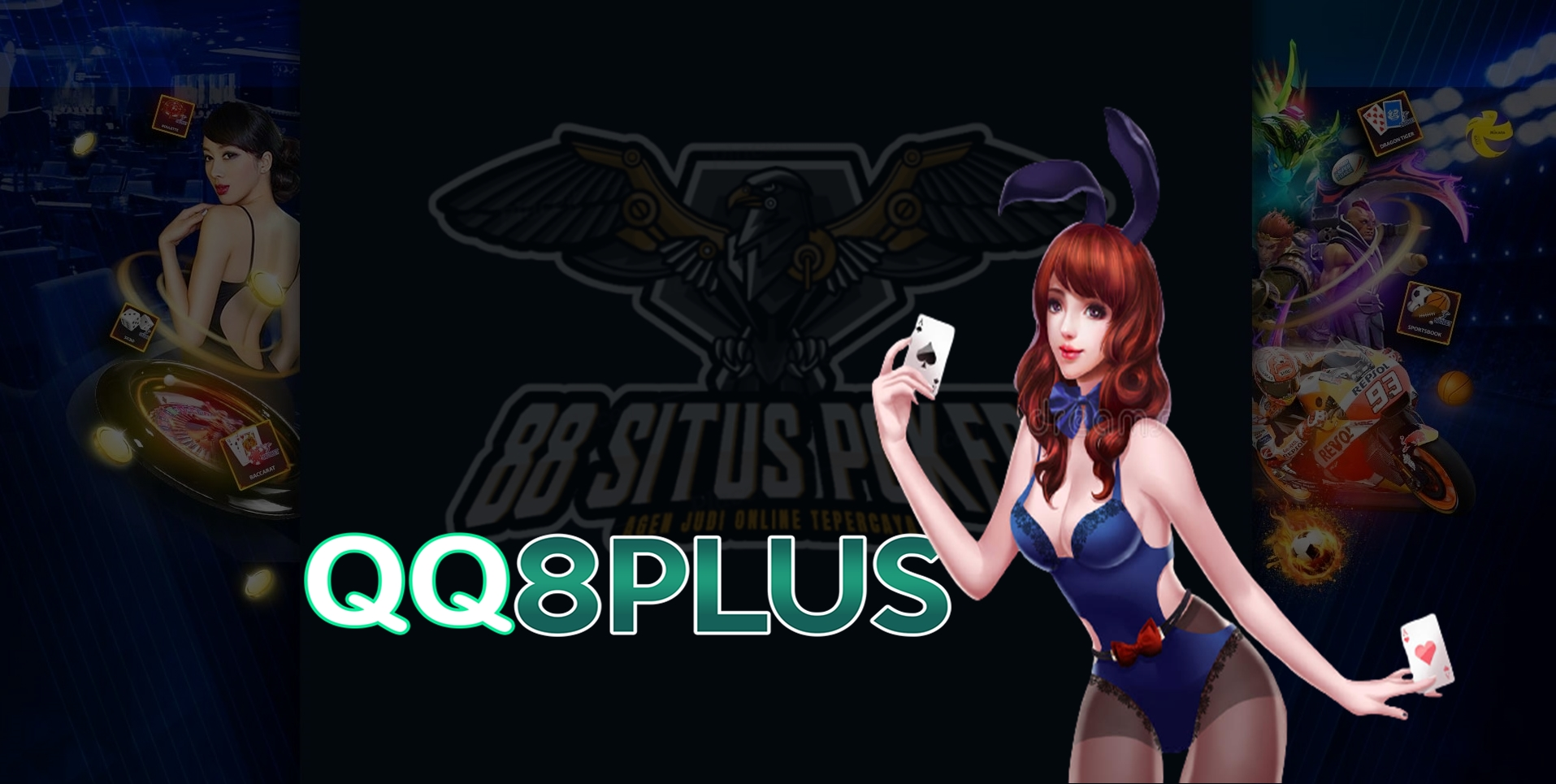 QQ8Plus ⋆ Situs Judi Slot Online Joker123 Slot