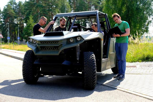 Ostara đang đạt được tiến bộ trong công nghệ xe điện hybrid
