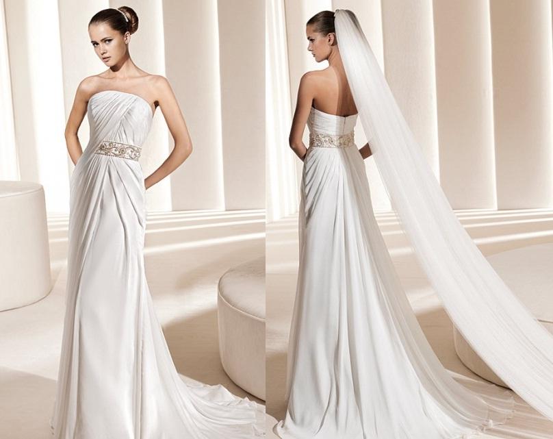 Cheap Wedding Gowns Online Blog: La Sposa Wedding Dresses 2011