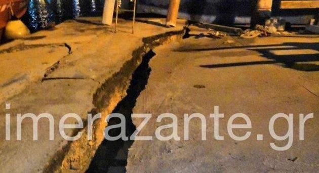 Ζάκυνθο: Ταρακουνήθηκε η μισή Ελλάδα, «ξεσηκώθηκαν» μέχρι στην Ιταλία (βίντεο)