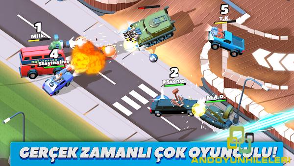 Crash of Cars Para Hileli APK v1.3.08