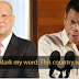 "Ramon Ang supports Duterte: ""He will become the best president the Philippines has ever had"""