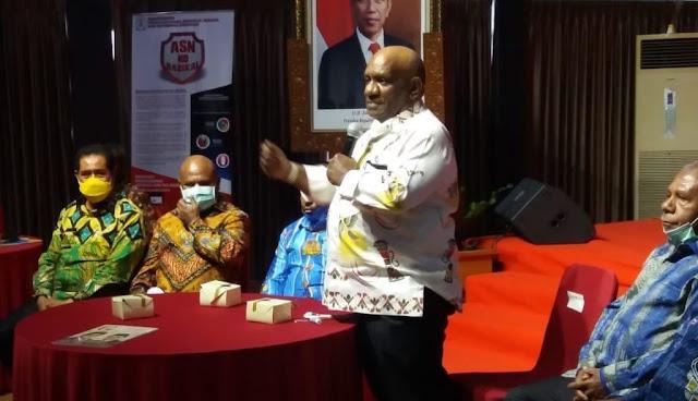 Penantian Panjang, Akhirnya 20 Ribu Tenaga Honorer Papua Siap Diangkat Menjadi CPNS