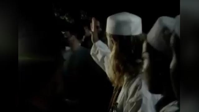 Baru saja Bebas, Habib Bahar Bin Smith Dikabarkan Kembali Ditangkap saat Tengah Malam