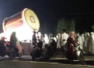 Acara Perayaan Malam 1 Muharram Pawai Bedug