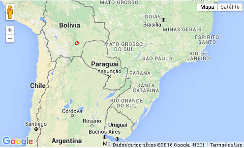 Forte terremoto atinge Bolívia