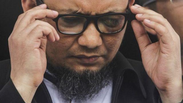 Novel Baswedan Senior KPK Profil Perjalanan Karir