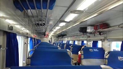 Mengintip Keunggulan Perjalanan Jarak Jauh Dengan Kereta Api