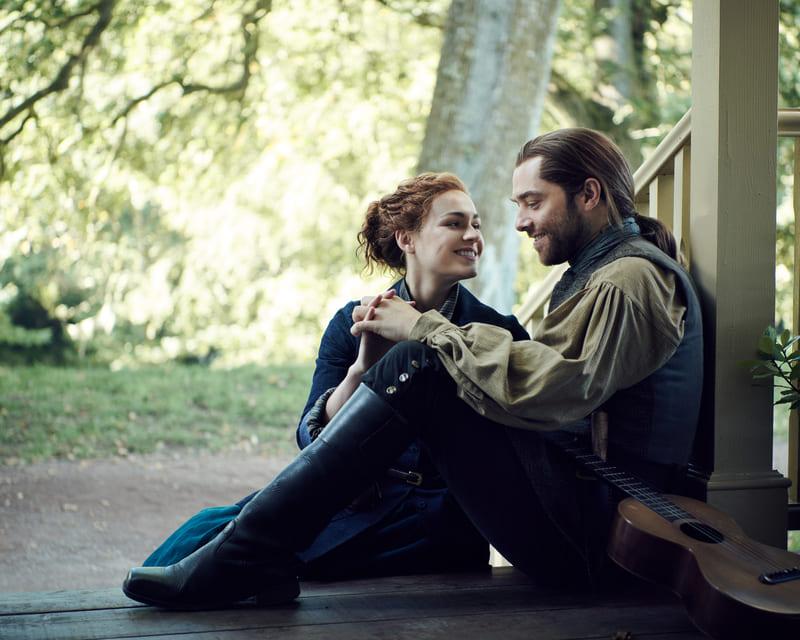 Brianna y Roger