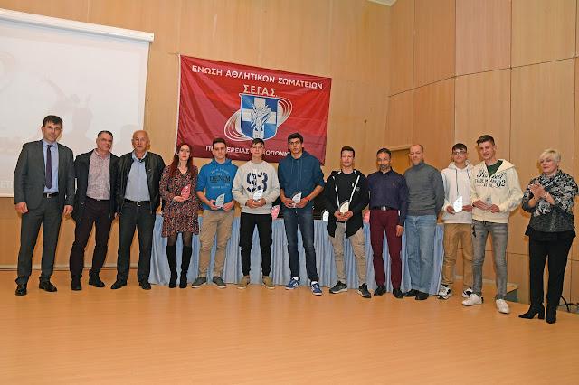 Εξαιρετική πρωτοβουλία για αναπτυξιακούς αγώνες στίβου από 6 σωματεία στην Πελοπόννησο
