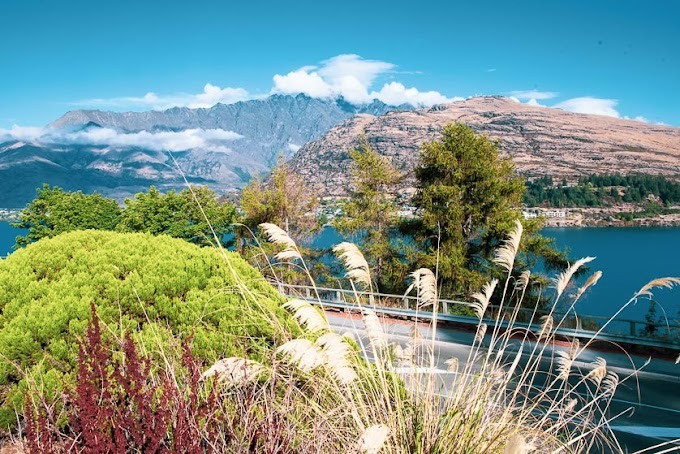 Queenstown New Zealand's Tiny Bigtime Town