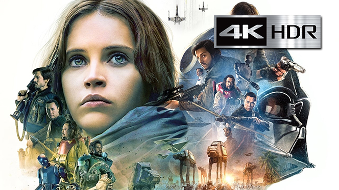 Rogue One: Una historia de Star Wars (2016) REMUX 4K UHD [HDR] Latino-Castellano-Ingles