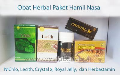Obat Herbal Paket Hamil Nasa