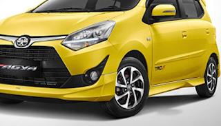 Fakta Menarik dari Toyota Agya yang Bikin Kamu Jadi Pengin Beli