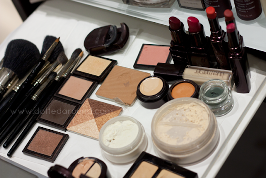 A Laura Mercier makeover {event}
