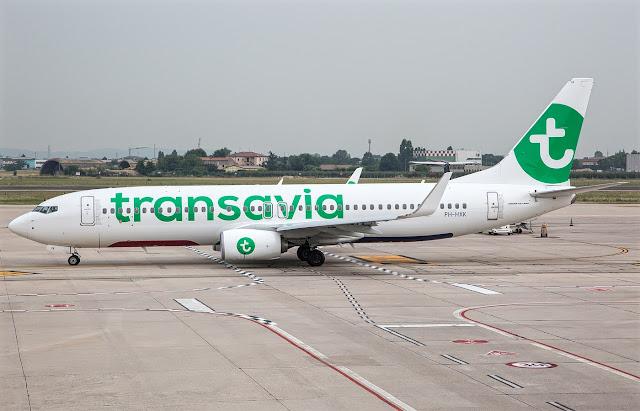b737-800 transavia france