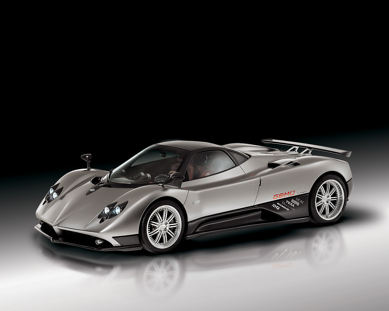kcsupercars pagani zonda chopper. Black Bedroom Furniture Sets. Home Design Ideas