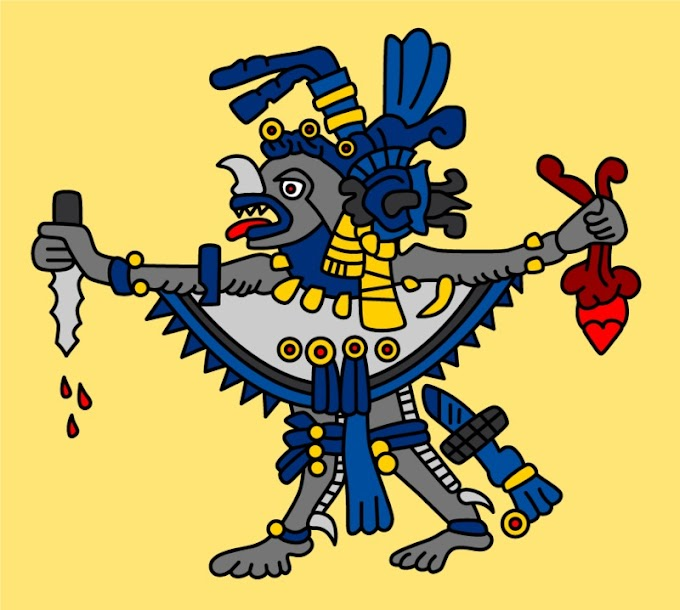 Camazotz The Bat God of the Ancient Maya