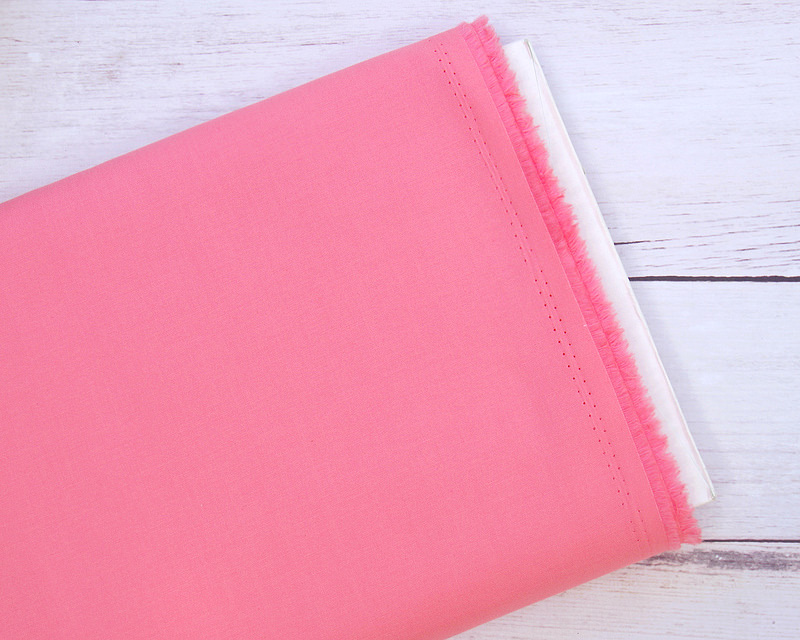 Kona Color of the Year 2017 ~ Pink Flamingo   © Red Pepper Quilts 2017