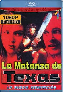 La Masacre De Texas: La Nueva Generacion (1994) [1080p BRrip] [Latino-Inglés] [GoogleDrive]
