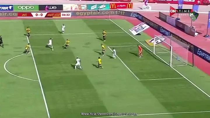 مشاهدة مباراة الانتاج الحربي وإنبي بتاريخ 2020-08-22 كاملة الدوري المصري