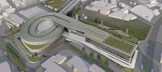 Αεροδρόμιο θα θυμίζει ο νέος σταθμός ΚΤΕΛ στον Ελαιώνα –Επένδυση ύψους 150 εκατ.