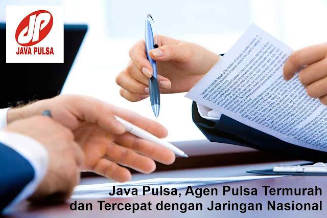 Java Pulsa, Agen Pulsa Termurah dan Tercepat dengan Jaringan Nasional