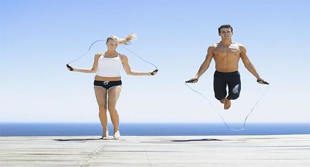 Manfaat Lompat Tali