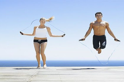 Inilah Manfaat Lompat Tali (Skipping)