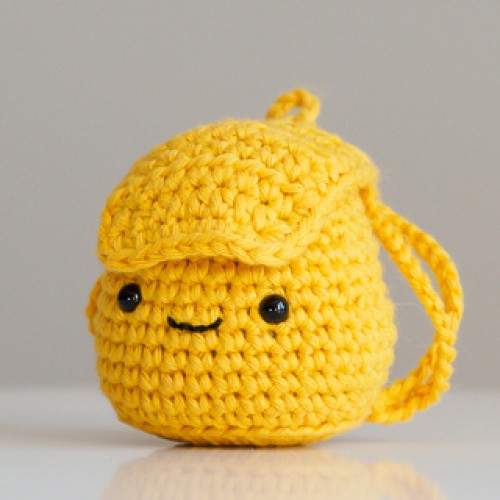 Amigurumi Backpack - Free Pattern