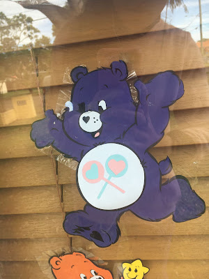 Creepy Carebear Cricut Pattern