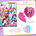 Winx Magazine 182 PREVIEW - Cover + Gift